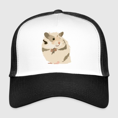 Riki the hamster - Trucker Cap