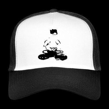 meditation - Trucker Cap