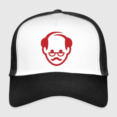 Face Of A Grandfather - Trucker Cap