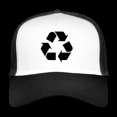recycling - Trucker Cap