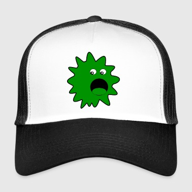 virus - Trucker Cap