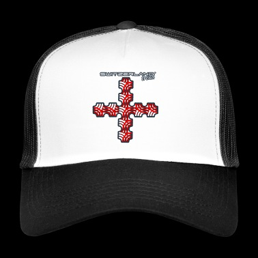SWITZERLAND TREND - Trucker Cap
