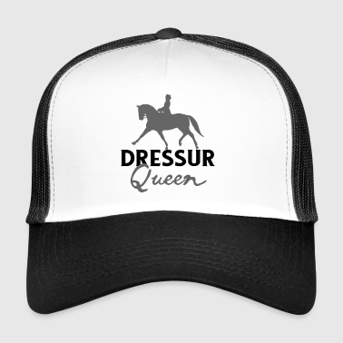 Dressur Queen - Riding dressur Pony Tournament - Trucker Cap