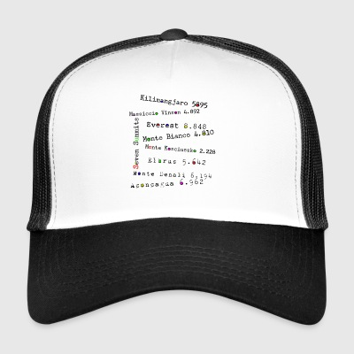 The Seven Summits - Trucker Cap