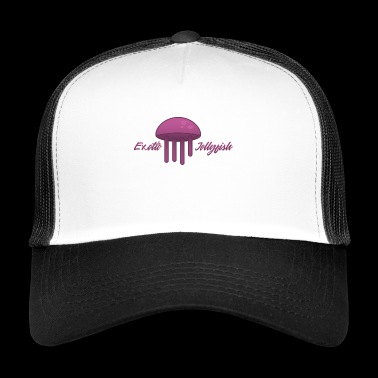 Exotic Jellyfish - Trucker Cap