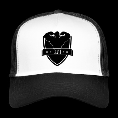 GVT German Volume Training (Vektorgrafik) - Trucker Cap