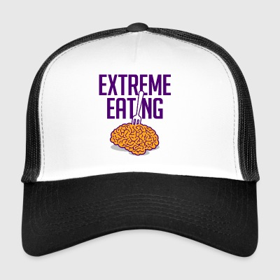 Extreme Eating - Trucker Cap