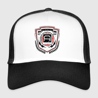 fight fitness 1 - Trucker Cap