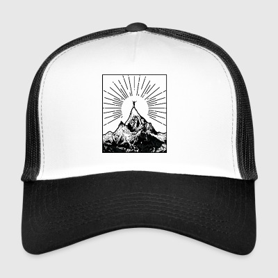Mountain - Trucker Cap