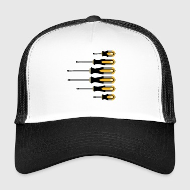 screwdriver - Trucker Cap