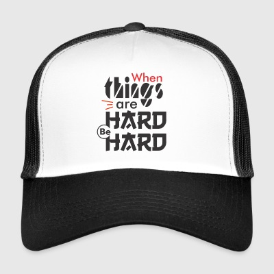T SHIRT TYPOGRAPHY c - Trucker Cap
