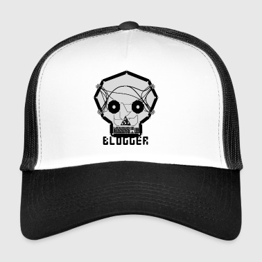 BLOGGER - Trucker Cap