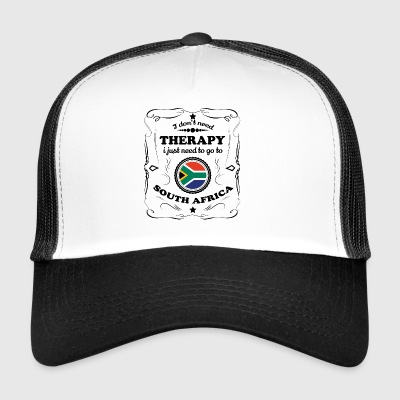 DON T therapie nodig GO ZUID-AFRIKA - Trucker Cap