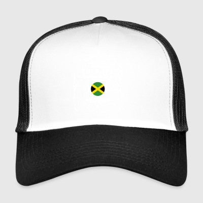 DON T NEED THERAPIE WANT GO JAMAICA - Trucker Cap