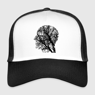 root head - Trucker Cap