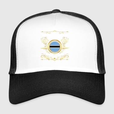 PRINCESS PRINCESS QUEEN BORN BOTSWANA - Trucker Cap