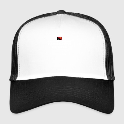trust me and proud gift PAPUA NEW GUINEA - Trucker Cap