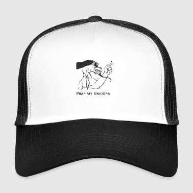 Pimp my Unicorn! - Trucker Cap