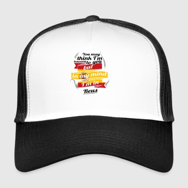 HOLIDAY Spanje espanol TRAVEL IN IN Spanje Reus - Trucker Cap