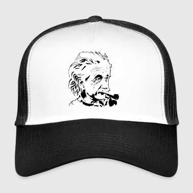 einstein albert - Trucker Cap