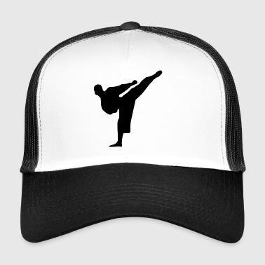 Kickboxer karate fighter - Trucker Cap