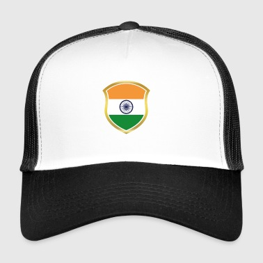 Weltmeister Champion 2018 wm team Indien png - Trucker Cap