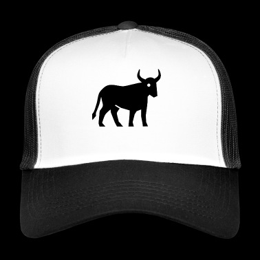 star sign Taurus - Trucker Cap