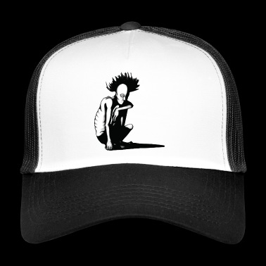 punk - Trucker Cap