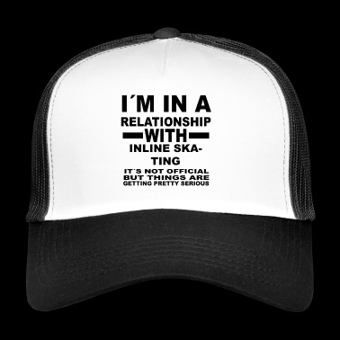 Relationship with INLINE SKATING - Trucker Cap