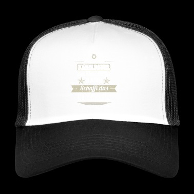 GIFT MAKES THAT NOT a canal builder - Trucker Cap