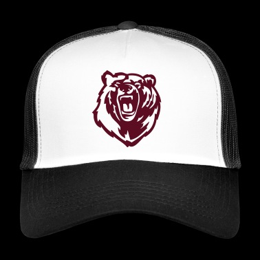 Grizzly Bear - Trucker Cap