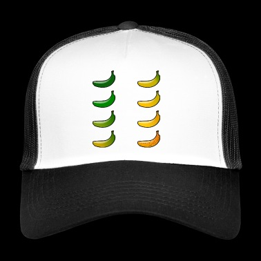 Bananas maturity - Trucker Cap