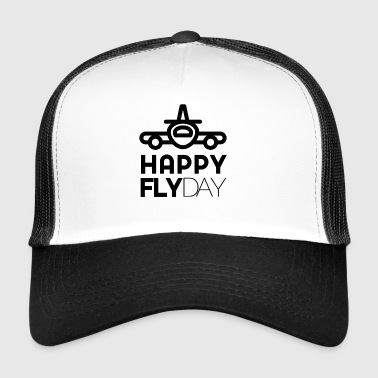 Happy Flyday - Trucker Cap
