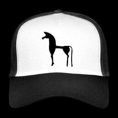 The Greek horse - Trucker Cap