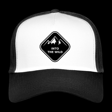 Inn i Wild Shield - Trucker Cap
