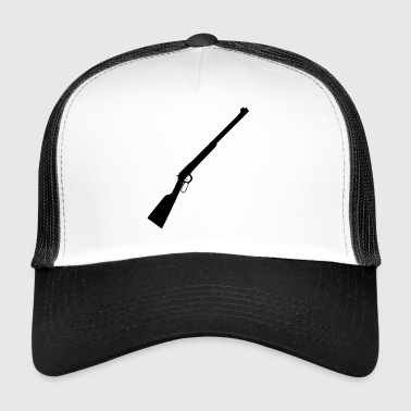 Rifle / Shotgun Rifle & Hunting Rifle Fans - Trucker Cap