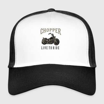 chopper - Trucker Cap