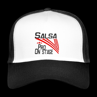 Salsa Pro - On Stage - Pro Dance Edition - Trucker Cap