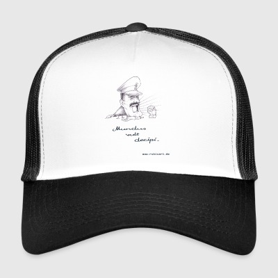 Mundus vult decipi (version dictateurs) - Trucker Cap