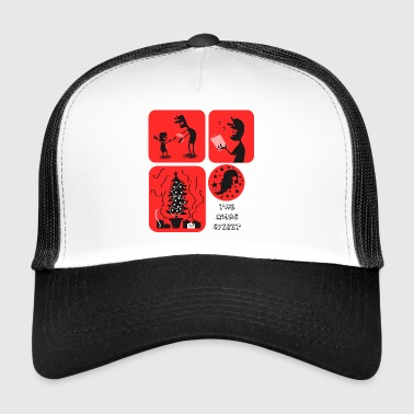 Christmas singing - Trucker Cap