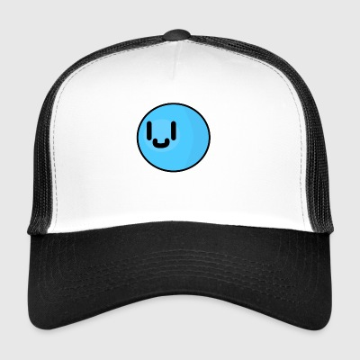bouche Blue Ball U - Trucker Cap