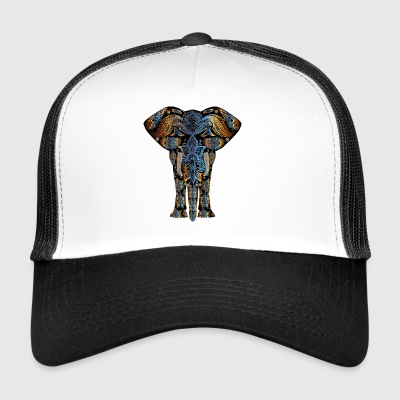 Elephant of energy - Trucker Cap