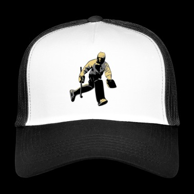 gardien de but - Trucker Cap