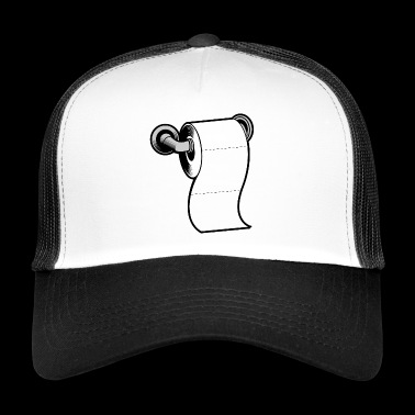 WC-paperi - Trucker Cap