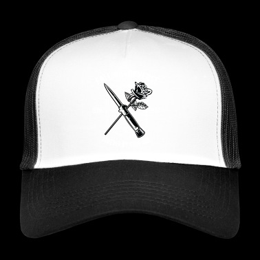 Combat Weapons Weapon Knife Christmas Gift ne - Trucker Cap