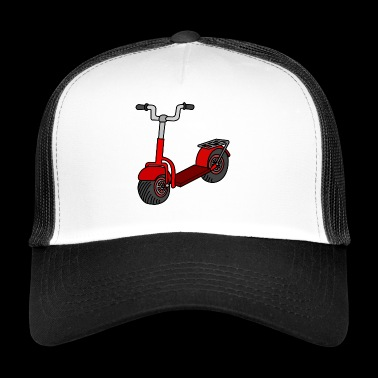 Kick scooter - Trucker Cap