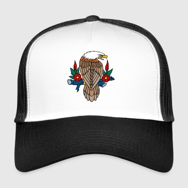 Bald eagle - Trucker Cap