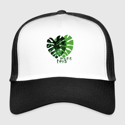 Monstera - Gorra de camionero