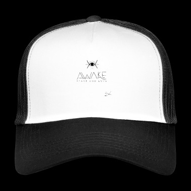 awake pal cd - Trucker Cap