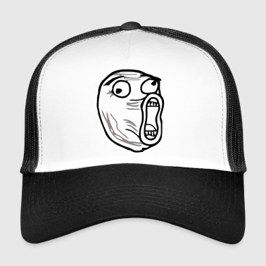 FLUSH Troll - Trucker Cap